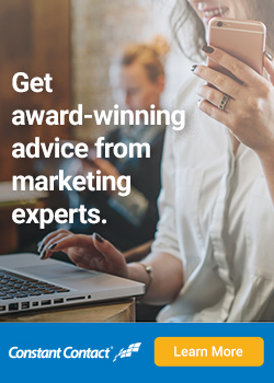 Get award-winning advice from marketing experts.
