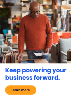 Keep powering your business forward.