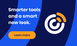 Smarter tools and a smart new look.