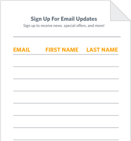 Email List Building | Constant Contact