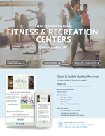 Gym & Health Club Marketing Strategy Downloadable Guide