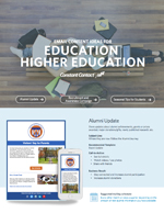 Higher Education Marketing Idea Downloadable Guide