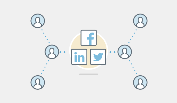 Integrate your social media campaigns into your email marketing to reach all potential customers